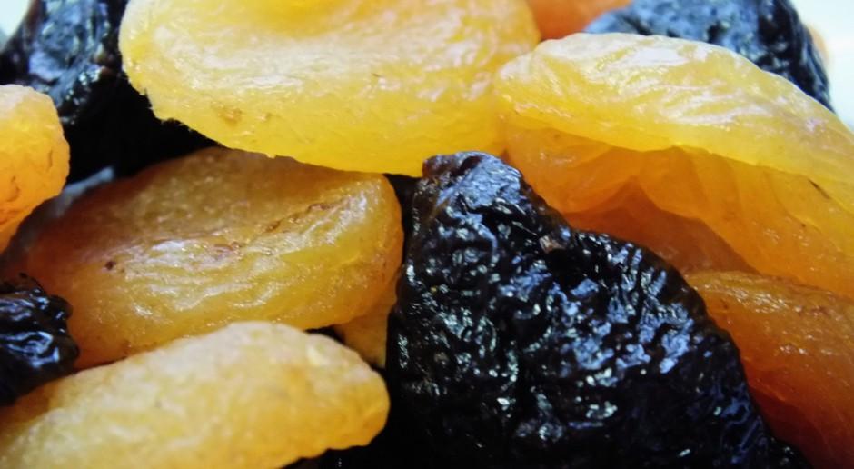 Suszenie owoców