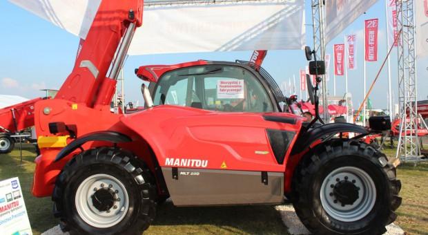 Nowa ładowarka Manitou MLT 960