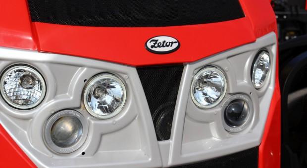 Zetor Forterra HD - cięższe modele popularnych 4-cylindrowców