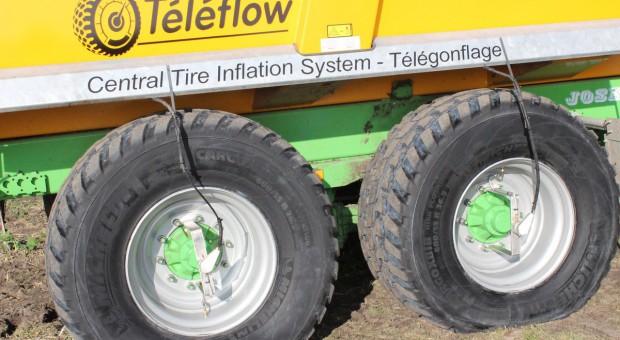Michelin Ultraflex: opony w pole i na drogę