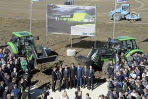 Deutz-Fahr rozpoczyna budowę nowej fabryki