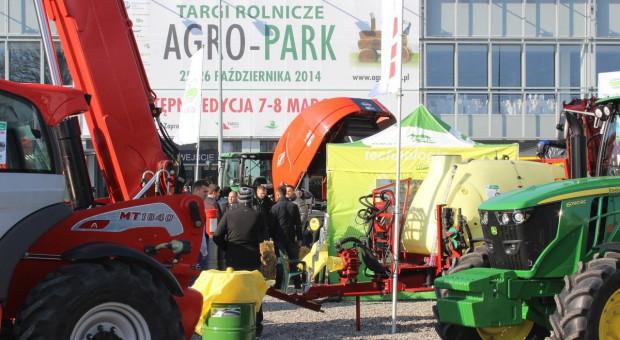 Rozpoczęły się targi Agro-Park