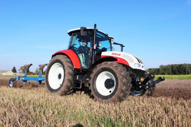 Test ciągnika Steyr 4105 Multi Ecotech - pełny artykuł