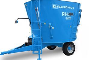 RINO FX BASIC - nowy wóz paszowy  EUROMILK