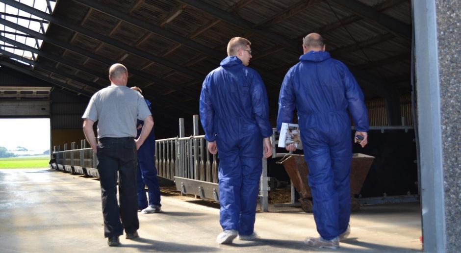 Bioasekuracja podstawą zdrowego stada