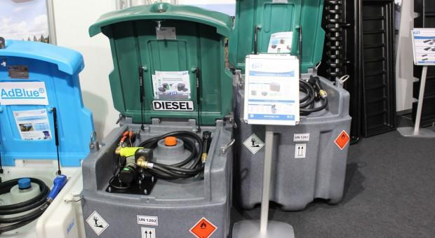 Zbiorniki na olej napędowy - zasady przechowywania