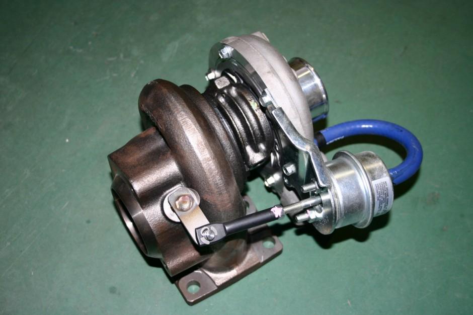 Koszt nowej turbosprężarki waha się od 750 do kilkunastu tys. zł. Najdroższe są ze zmienną geometrią łopatek, fot. WD
