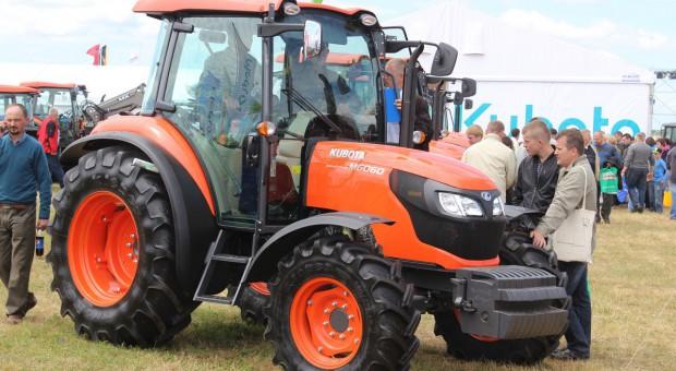 Kubota: gwarancja na ciągniki wydłużona do 4 tys. mth