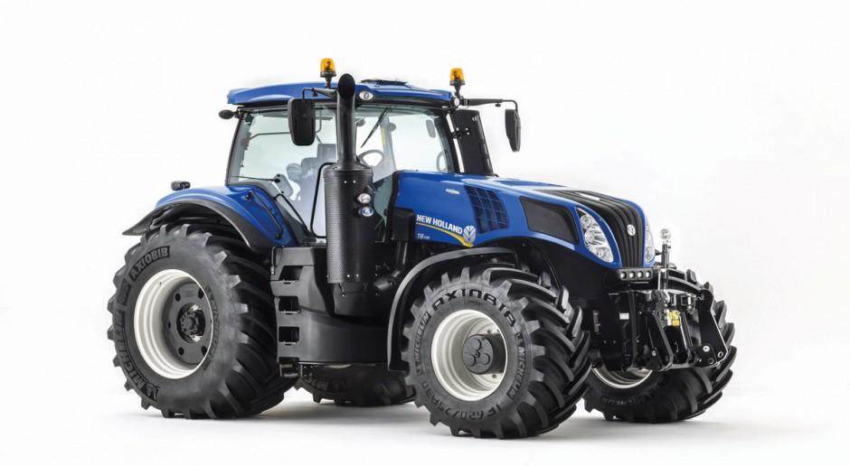 Nowy New Holland T8 zadebiutuje w Europie