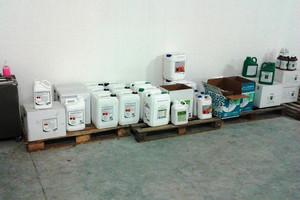 Przechowywanie środków ochrony roślin
