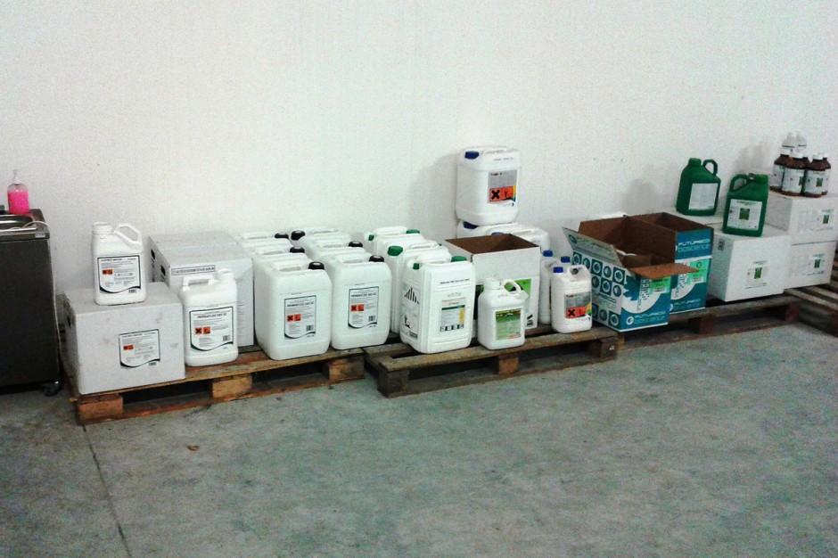 2994f7658016e1 Przechowywanie środków ochrony roślin - Przepisy i regulacje