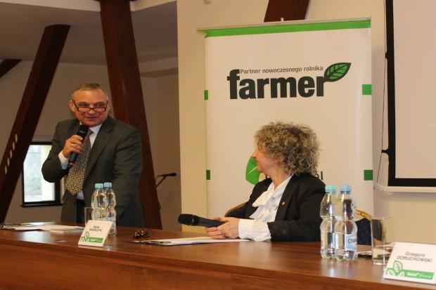 """IV cykl konferencji Farmera """"Przez innowacyjność do sukcesu"""" we Wrocławiu rozpoczęty"""