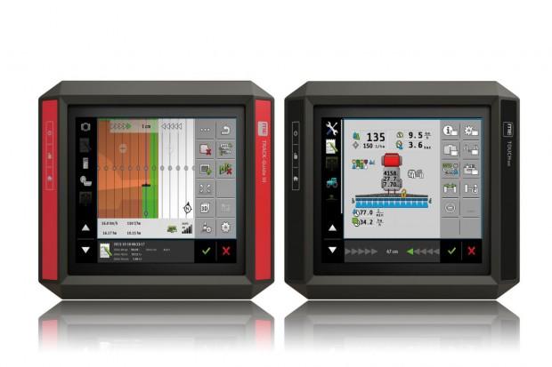 Nowości Müller-Elektronik – Touch800 i Track-Guide III