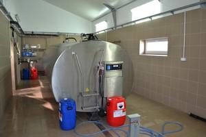 Skup mleka w Polsce w okresie IV - XII 2014 r.