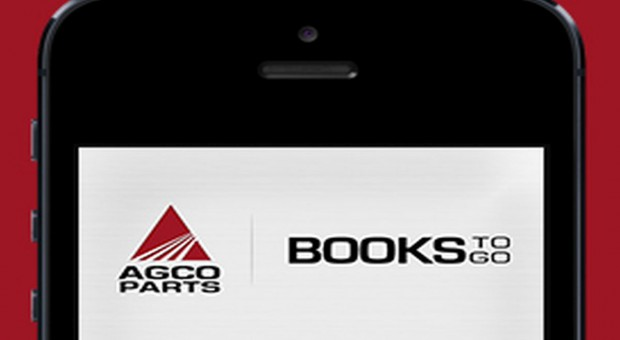 AGCO Book To Go -  katalog części na smartfony po polsku