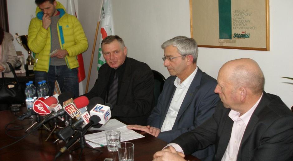 """NSZZ """"Solidarność""""  RI: 3 lutego ogólnopolska akcja protestacyjna"""
