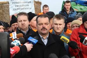 Szef rolniczego OPZZ: występujemy do Sejmu i Senatu o debatę nt. sytuacji na wsi