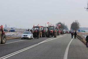 Podlascy rolnicy zablokują jutro drogę w Konarzycach