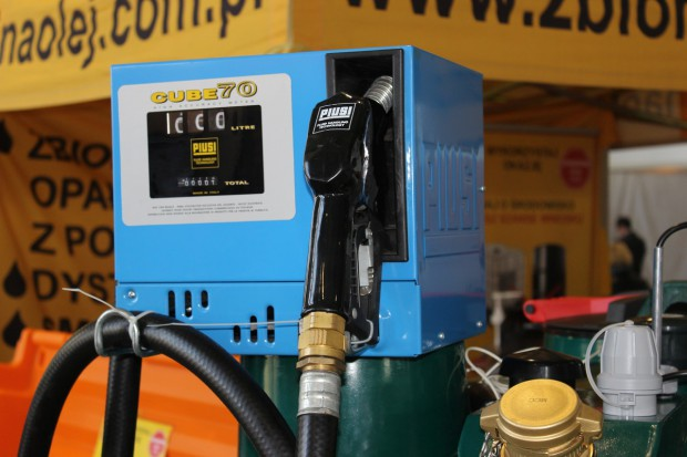Dystrybutory paliw – już od 350 zł