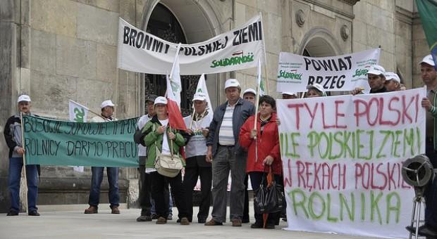 To wspólny protest rolników