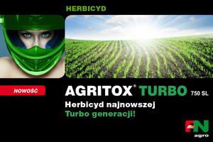 Agritox Turbo 750 SL herbicyd najnowszej Turbo generacji