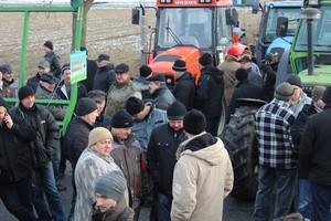 Protesty rolników; możliwe utrudnienia w ruchu