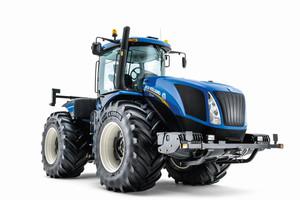 New Holland modernizuje serię ciągników T9