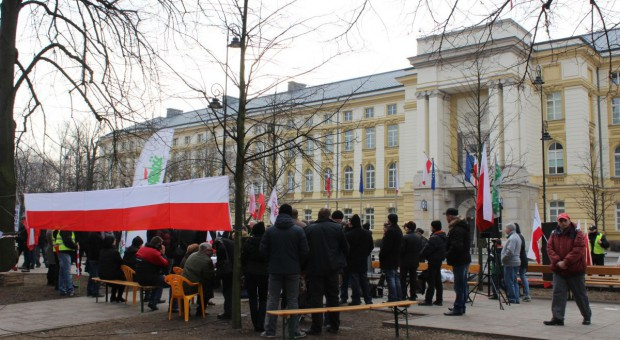 Rolnicza Solidarność chce przedłużyć protest o 10 dni