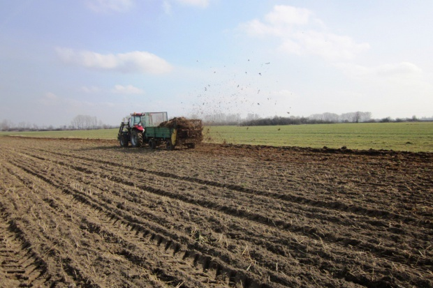 Z dniem 1 marca mija zimowy zakaz stosowania nawozów naturalnych