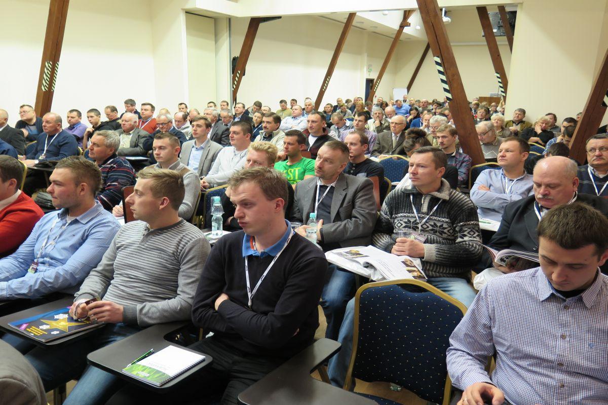Konferencje Farmera za nami