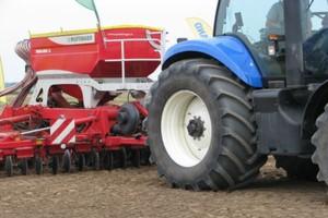 Siewy zbóż jarych na południu trwają – zaczęły się nawet w lutym