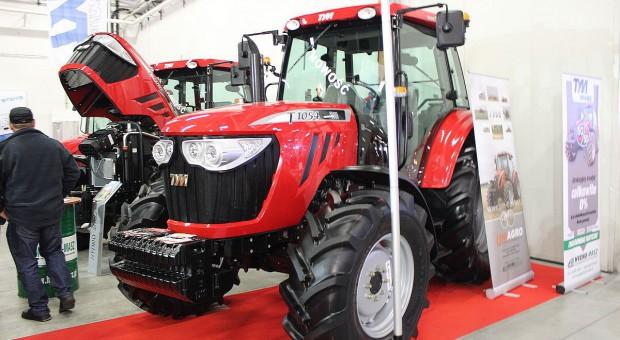 Ciągniki TYM: trzy nowe modele z silnikami o mocy 85, 95 i 105 KM