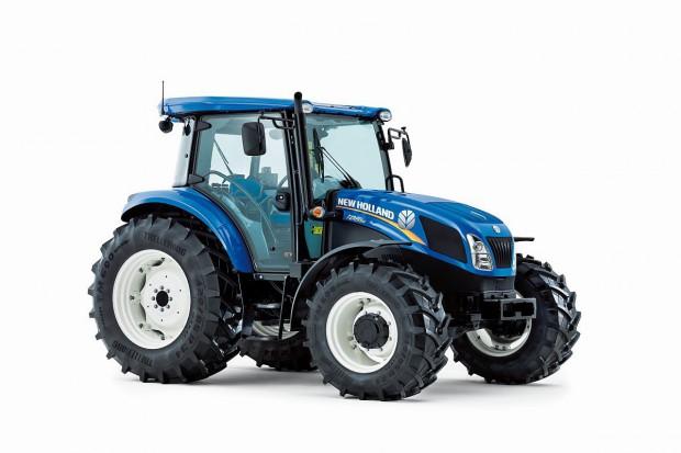 New Holland: zmodernizowane ciągniki serii TD5 już zaprezentowane