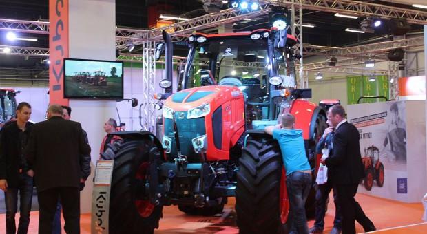 Kubota: nowa seria ciągników M 7001 oficjalnie w Polsce