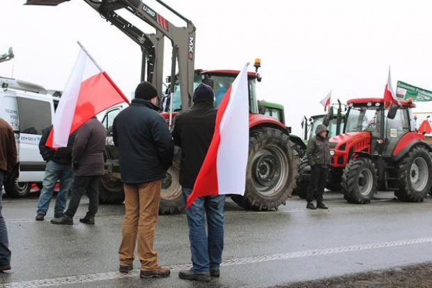 Policja: konsekwencje tylko wobec uczestników nielegalnych zgromadzeń rolników