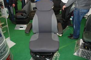 Fotel pneumatyczny do ciągnika - dla komfortu i wydajności pracy