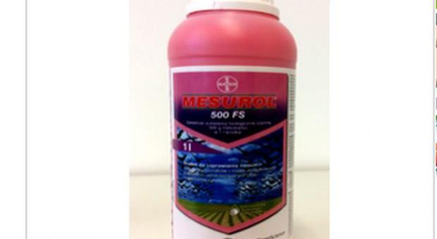 Fałszywy Mesurol 500 FS  na rynku