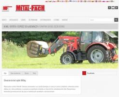 Nowy serwis internetowy Metal-Fach