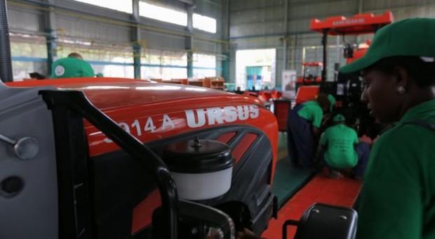 Ursus otwiera montownię ciągników w Etiopii