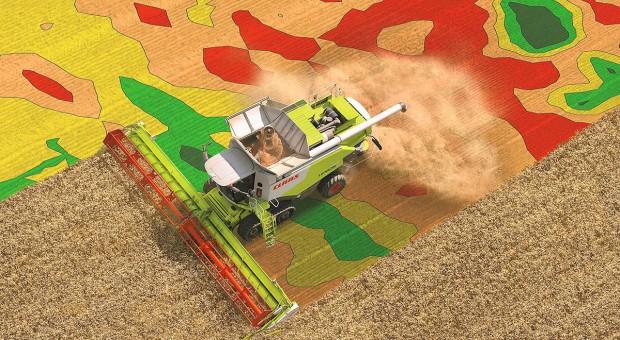 Satelity w służbie rolnictwa