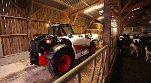 Nowe ładowarki Bobcat dla rolnictwa