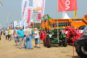 Opolagra 2015 - maszyny skąpane w słońcu