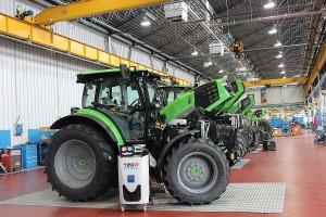 Spadki na światowych rynkach maszyn rolniczych