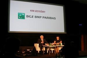 BGŻ BNP Paribas –premiera marki