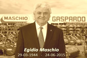 Nie żyje Egidio Maschio