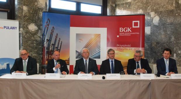 Współfinansowanie nowej elektrowni Grupy Azoty w Puławach
