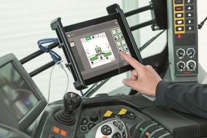 EASY on board App - sterowanie maszynami tabletem