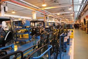 Niemcy: niższa produkcja maszyn rolniczych