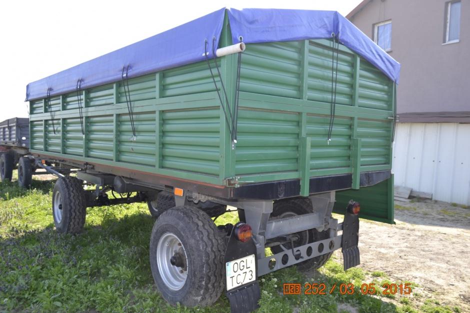 Zakup ramy i kompletna modernizacja tego egzemplarza przyczepy kosztowały niespełna 20 tys. zł
