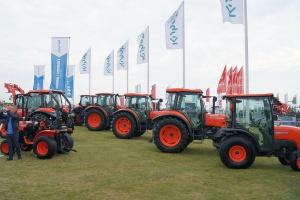 Kubota – jakie atrakcje na Agro Show 2015?